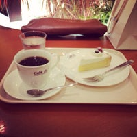 Photo taken at イタリアン・トマト カフェジュニア 千日前通り店 by Daniel on 11/17/2013