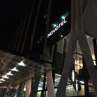 Photo taken at Novotel Auckland Airport by Keryl C. on 4/30/2017