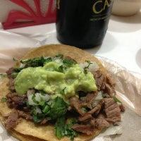 """Photo taken at Tacos de Asada """"Rorro"""" by Liliana V. on 9/14/2013"""