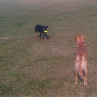 Photo taken at St Albert Off Leash Park by sђerry m. on 10/7/2012