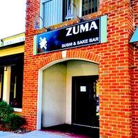 Photo taken at Zuma Sushi Bar by Intown Expert, Jennifer Kjellgren & Associates on 1/31/2013