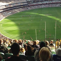 Photo taken at MCG by Ivan T. on 5/19/2013