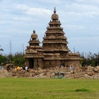 Photo taken at Shore Temple by Luke D. on 2/15/2013