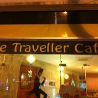Photo taken at The Traveller Caffé by Raul O. on 12/10/2012