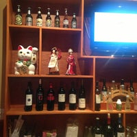 Photo taken at Sakura Japanese Steak House by Tad W. on 12/14/2013