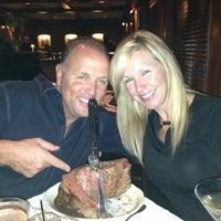 Photo taken at Kreis' Steakhouse by Lisa Jayne W. on 10/26/2012