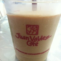 Photo taken at Juan Valdez Café by K P. on 7/25/2013