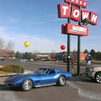 Photo taken at McCloskey Truck Town by Mike P. on 5/4/2013