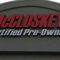 Photo taken at McCloskey Imports & 4X4's by Mike P. on 5/24/2013