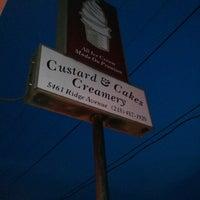 Photo taken at Custard & Cakes Creamery by Mary G. on 7/20/2013