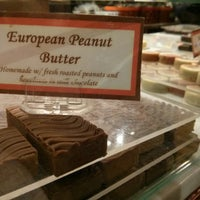 Photo taken at Jacques Torres Chocolate by Mary G. on 2/24/2013