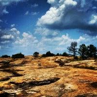 Photo taken at Arabia Mountain Trail by David E. on 5/21/2013