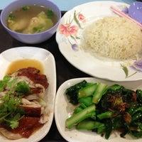 Photo taken at Basement Foodcourt by Maverick H. on 9/25/2012