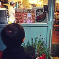 Photo taken at Trevia Pizza di Roma by Inhyung L. on 5/4/2013