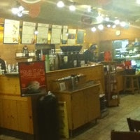 Photo taken at Caribou Coffee by Mark S. on 11/21/2012