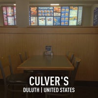 Photo taken at Culver's by Mark S. on 5/9/2014
