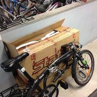 Photo taken at Schenato Bicicletas by Mezaki N. on 11/28/2013
