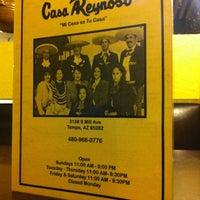Photo taken at Casa Reynoso by Jenn A. on 2/27/2013