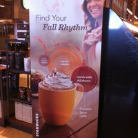 Photo taken at Starbucks by Jenn A. on 10/29/2012