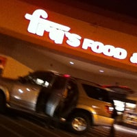 Photo taken at Fry's Food Store by Jenn A. on 3/1/2013