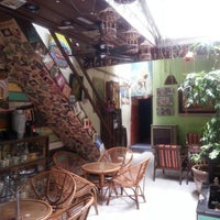Photo taken at Calanthe Art Cafe by Cody C. on 4/7/2013