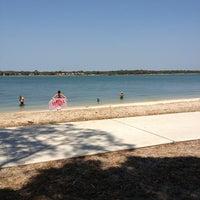 Photo taken at Sylvan Beach Park by Blanch R. on 1/19/2013