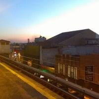 Photo taken at MTA Subway - Astoria/Ditmars Blvd (N/W) by Joshua R. on 1/7/2013