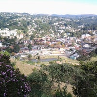 Photo taken at Morro do Elefante by Denise F. on 4/26/2013
