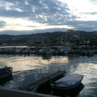 Photo taken at Kavala by Yildirim Y. on 4/9/2017