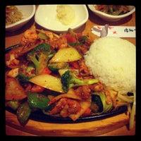Foto tirada no(a) In Cheon House Korean & Japanese Restaurant 인천관 por Eva L. em 10/24/2012