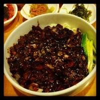 Foto tirada no(a) In Cheon House Korean & Japanese Restaurant 인천관 por Eva L. em 9/26/2012