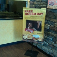 Photo taken at Moe's Southwest Grill by Nikki A. on 9/20/2012