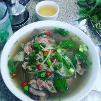 Photo taken at Pho Dakao Hoang Restaurant by Rin B. on 11/6/2015