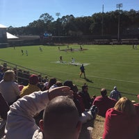 Photo taken at The Seminole Soccer Complex by Samuel F. on 11/28/2014