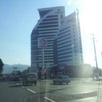 10/9/2012 tarihinde fatih a.ziyaretçi tarafından Hilton Bursa Convention Center & Spa'de çekilen fotoğraf