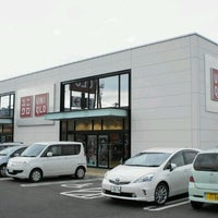 Photo taken at ユニクロ 福島黒岩店 by メロンペンギン on 12/3/2012