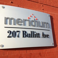 Photo taken at Meridium by Alan F. on 4/22/2013