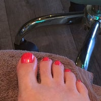 Photo taken at Lejjbelle Pedicure by Theresa S. on 7/8/2018