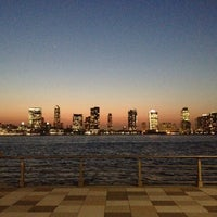 Photo taken at Pier 25 - Hudson River Park by Kateryna S. on 10/5/2012