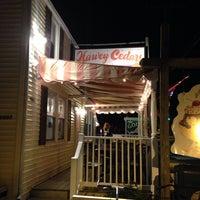 Photo taken at Harvey Cedars Ice Cream Parlour by Matthew M. on 8/22/2014