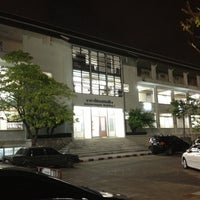 Photo taken at Chulalongkorn Business School by Kasem T. on 10/19/2012