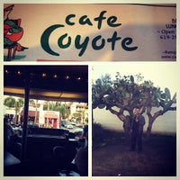 Photo taken at Cafe Coyote by D.j. C. on 1/28/2013