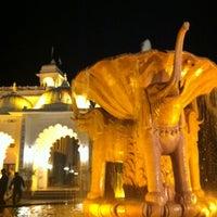 Photo taken at Sheraton Udaipur Palace Resort & Spa by Nitin A. on 9/16/2012