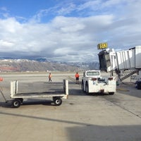 Photo taken at Gate B13 by Ken'ichiro H. on 11/17/2012
