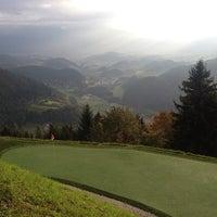 Photo taken at San Lorenzo Mountain Lodge by Fabio C. on 10/4/2014