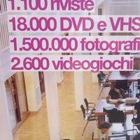 "Photo taken at Biblioteca ""Renzo Renzi"" by Fabio C. on 6/14/2013"