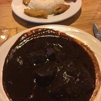 Photo taken at Los Pacos -Alta Cocina Oaxaqueña- by Priscila D. on 6/13/2017