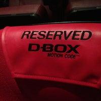 Photo taken at Cobb Village 12 Cinemas by Nikki B. on 11/10/2013