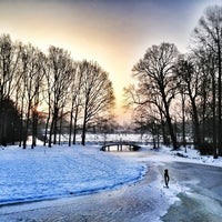 Photo taken at Kasteel Oud Poelgeest by Dash &. on 1/25/2013