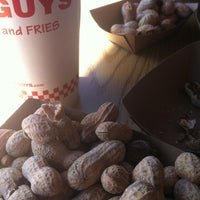 Photo taken at Five Guys by Jonny B. on 2/20/2013
